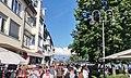 GER — BW — Friedrichshafen — Promenade mit vielen Besuchern 2021.jpg