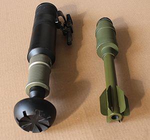 GNM-60 mkudro - 60 mm noiseless mortar GNM-60