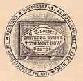 G H Loomis Boston logo TremontRow 19thc.png