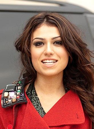 Gabriella Cilmi - Cilmi in 2010.