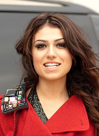 Picture of a band or musician: Gabriella Cilmi