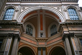 Galleria Vittorio Emanuele Ii Wikipedia