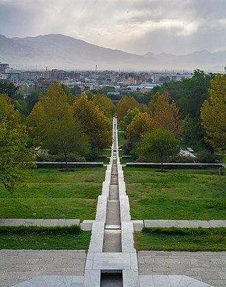 Gardens of Babur - Image: Garden of Babur By Dani