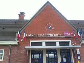 Image illustrative de l'article Gare d'Hazebrouck