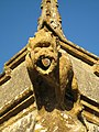 Gargoyle - Church of St Nicholas - geograph.org.uk - 1053548.jpg