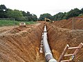 Gas pipeline internment - geograph.org.uk - 899546.jpg