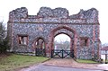 Gatehouse, Castle Acre Priory - geograph.org.uk - 1718409.jpg