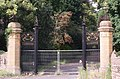 Gates missing to Wood Norton - geograph.org.uk - 525852.jpg