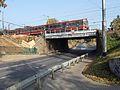 Gdańsk ulica Pomorska – wiadukt kolejowy.jpg