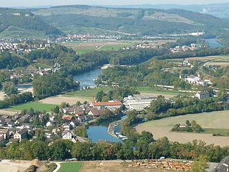 Gebenstorf - View of Vogelsang