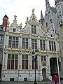 Gebouwencomplex voormalige Burgerlijke Griffie, Burg 11 2, Brugge.JPG