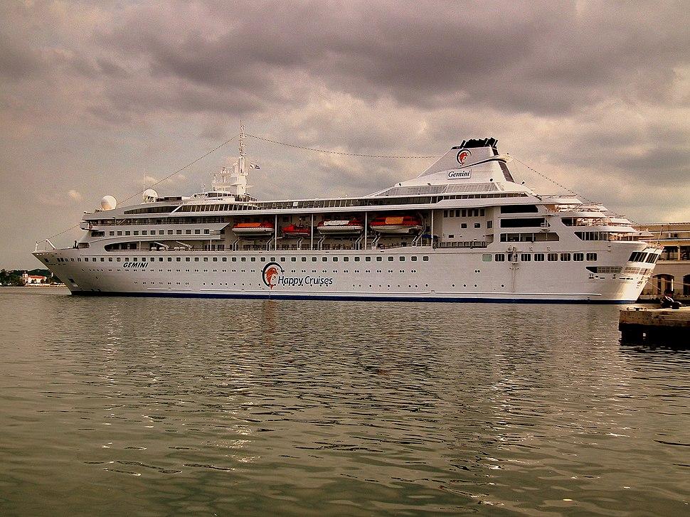 Gemini Cruise, Havana Harbor