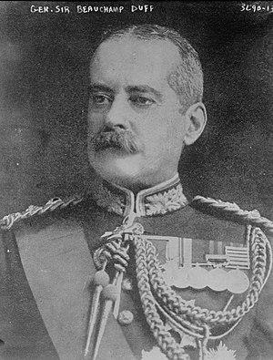 Beauchamp Duff - Image: Gen. Sir Beauchamp Duff (LOC)