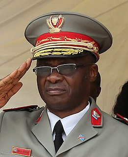 Chief of Staff of the Armed Forces of the Democratic Republic of the Congo