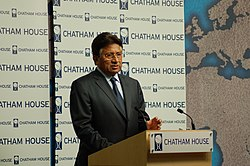 At Chatham House in London, 2010 (Image: CH)