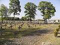 General view of graves of Polish soldiers who died in 1939 in the Brest Fortress..JPG