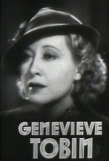 Genevieve Tobin in The Petrified Forest trailer.jpg