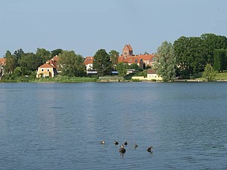 Gentofte Municipality - Image: Gentofte Sø (Denmark)