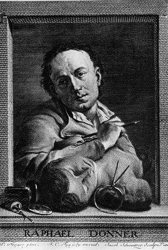 Georg Rafael Donner - Georg Rafael Donner