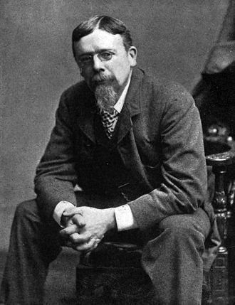 George du Maurier - George du Maurier in the middle of his career