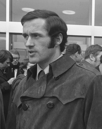 George Graham (footballer) - George Graham, April 1970