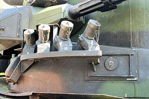 Gepard 1A2 Nebelmittelwurfanlage Gepard 1A2 fo...