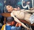 Gerard david, giudizio di cambise, 1498, 07.JPG