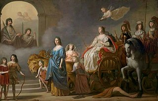 The Triumph of the Winter Queen: Allegory of the Just
