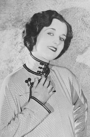 Gertrude Olmstead - Olmstead in 1927