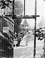 Gezelschap eet druiven in kwekerij J van den Berg in Poeldijk, Bestanddeelnr 252-0914.jpg