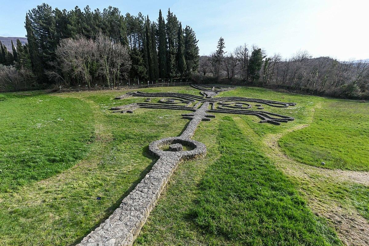 Il giardino di daniel spoerri wikip dia - Il giardino di ausonia ...