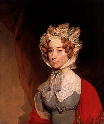 Gilbert Stuart: Louisa Catherine Johnson Adams (Mrs. John Quincy Adams)