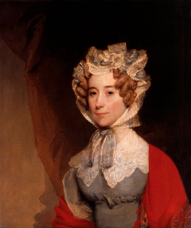 Gilbert Stuart - Louisa Catherine Johnson Adams (Mrs. John Quincy Adams) - Google Art Project.jpg