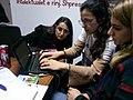 """Gjatë During """"WikiGap"""" edit-a-thon në Shkodër.jpg"""