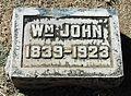 Glendale-William J. Murphy tombstone marker.jpg