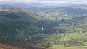 Killiecrankie - Image: Glengarry