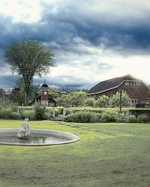 Goddard College - Goddard College's Historic Greatwood Campus in Plainfield, Vermont