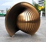 Gold Sculpture (30439894583).jpg