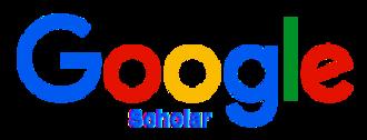 Google Scholar - Image: Google Scholar logo 2015