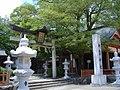 Goryo-shrine Fukuchiyama, Kyoto Pref. - panoramio.jpg