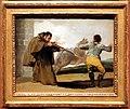 Goya, storie di fra pedro e il maragato 06 fra pedro spara al maragato quando il suo cavallo scappa, 1806 ca.jpg