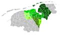 Grönnegs-Oostfraise dialekten.PNG