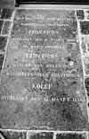 grafsteen - nieuw-vossemeer - 20165983 - rce