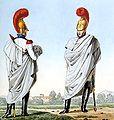 Grande Armée - Carabiniers in Cloaks.jpg