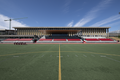Grandstand at Terry Fox Field at Simon Fraser University.png