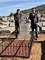 Grave of Annie Messenger.jpg