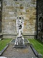 Grave stone, The Parish Church of St Helen, Waddington - geograph.org.uk - 454985.jpg