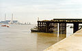 Gravesend West Street Pier, view seaward geograph-3887485-by-Ben-Brooksbank.jpg