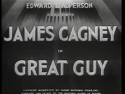 Файл:Great Guy (1936).webm