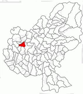 Grebenișu de Câmpie Commune in Mureș, Romania